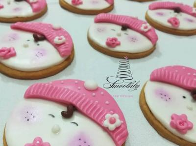 baby cookies by smoothly